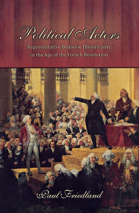 Political Actors als Buch von Paul Friedland