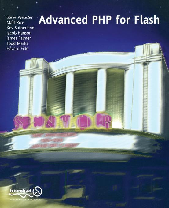 Advanced PHP for Flash als Buch von James Dean ...