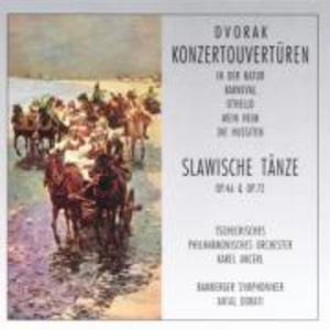 Konzert-Ouvertüren/Slaw.Tänze