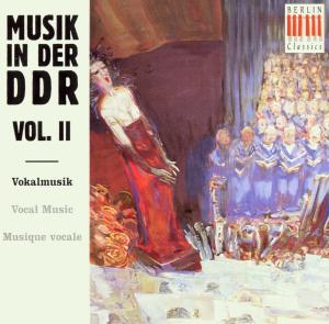 Musik In Der DDR,Vol.2-Vokalmusik