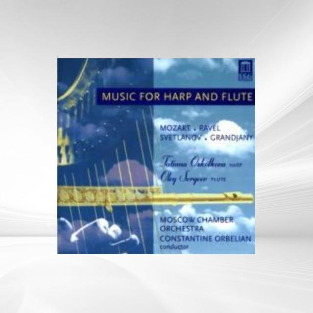 Musik Für Harfe Und Flöte