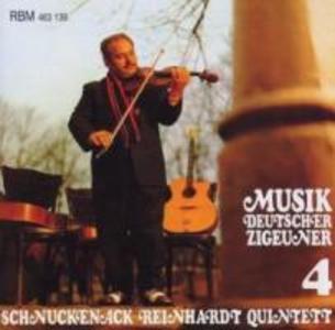 Musik deutscher Zigeuner Vol.4