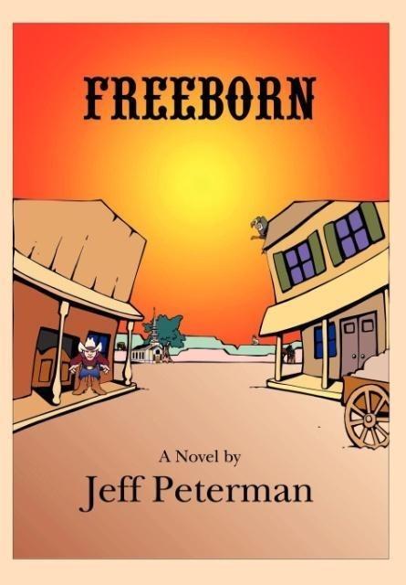 Freeborn als Buch von Jeffrey D. Peterman