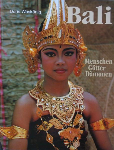 Bali als Buch von Doris Waskönig