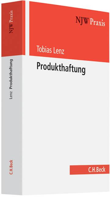 Produkthaftung als Buch von Tobias Lenz