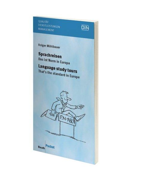 Sprachreisen als Buch von Holger Mühlbauer