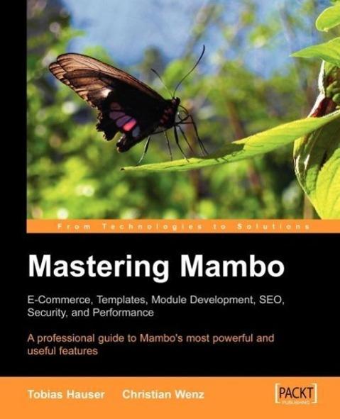 Mastering Mambo als Taschenbuch von Tobias Haus...