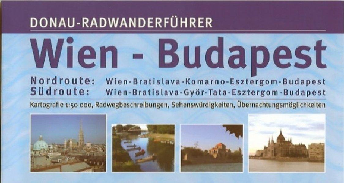 Wien - Budapest als Buch von