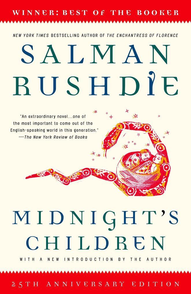 Midnight´s Children als Buch von Salman Rushdie