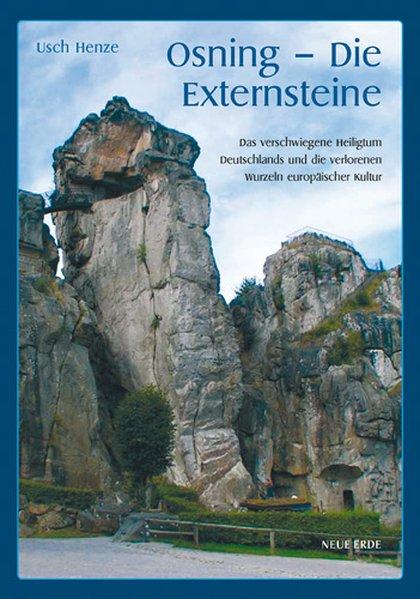 Osning - Die Externsteine als Buch von Usch Henze