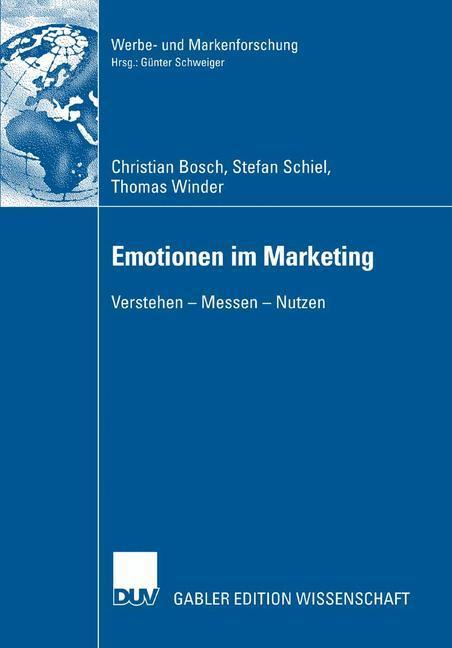 Emotionen im Marketing als Buch von Christian B...