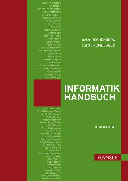 Informatik Handbuch als Buch von