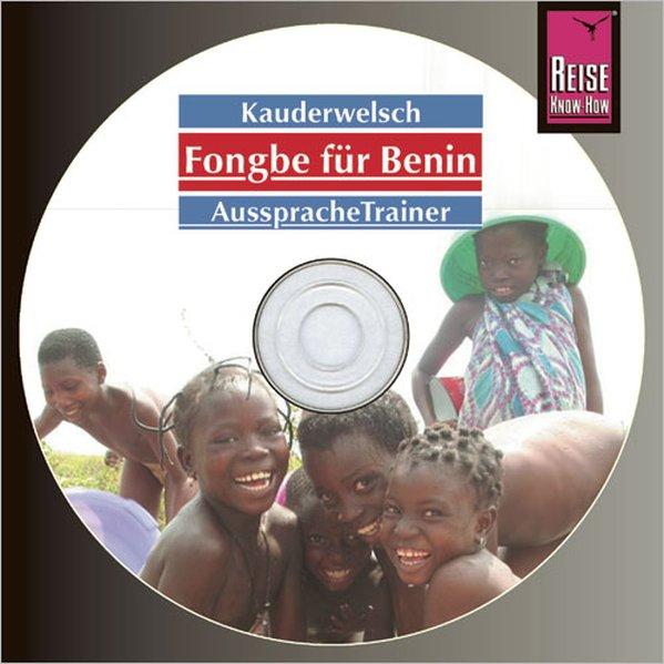 Reise Know-How AusspracheTrainer Fongbe für Ben...