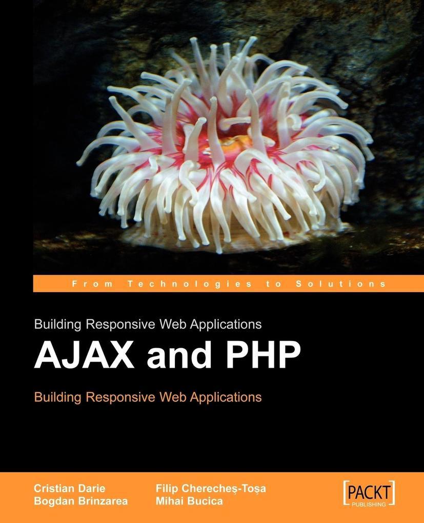 Ajax and PHP als Buch von C. Darie, Et Al