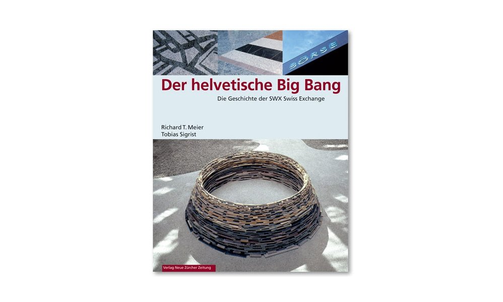Der helvetische Big Bang als Buch von Richard T...