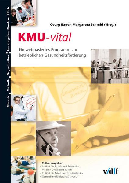 KMU-vital als Buch von