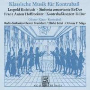 Klassische Musik Für Kontrabass