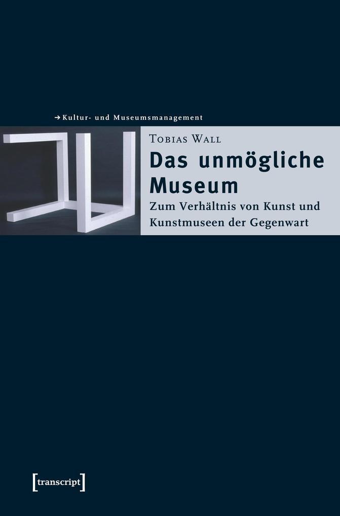 Das unmögliche Museum als Buch von Tobias Wall