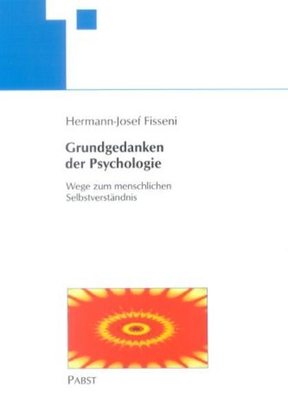 Grundgedanken der Psychologie als Buch von Herm...