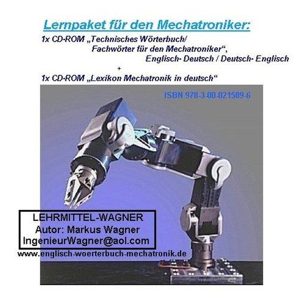 Technisches Wörterbuch / Fachwörter für den Mec...