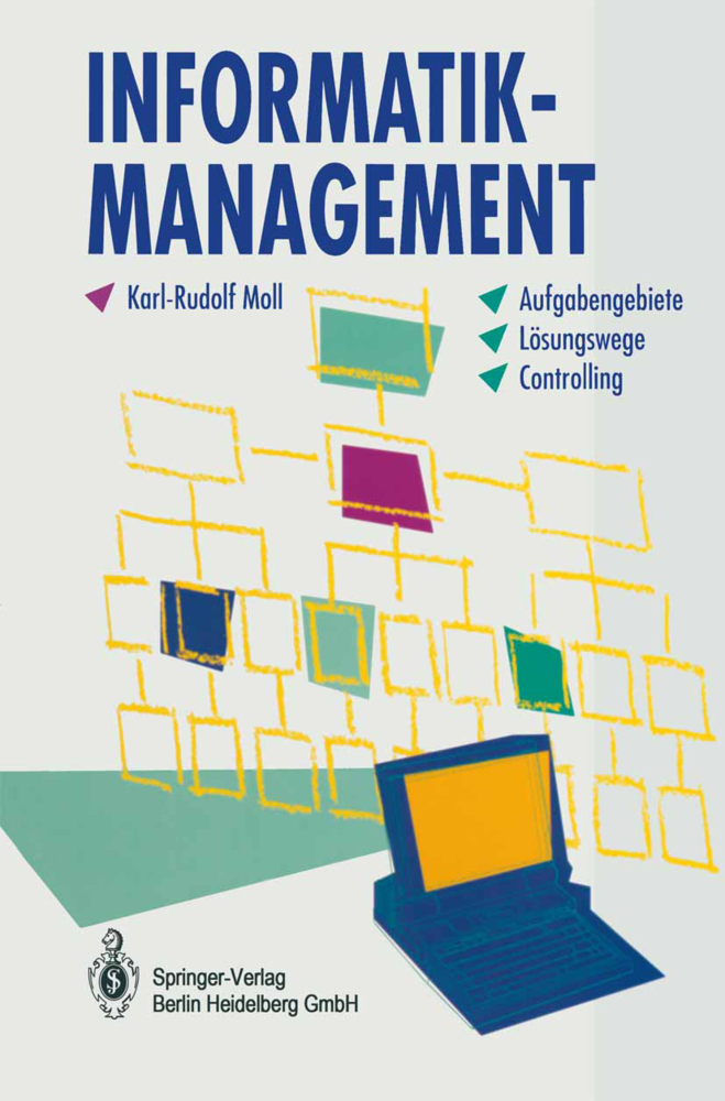 Informatik-Management als Buch von Karl-Rudolf ...
