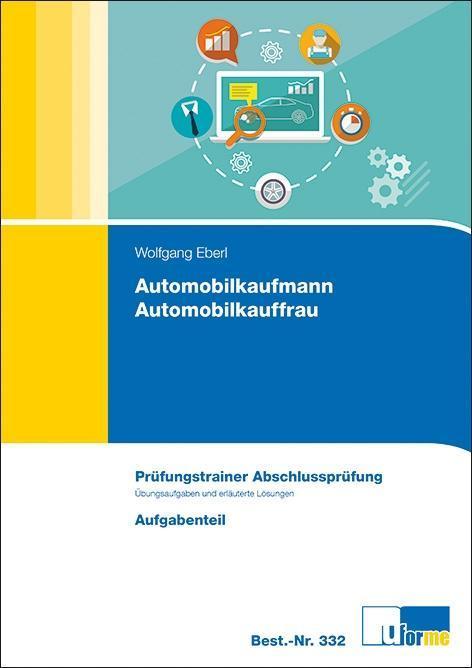Automobilkaufmann/Automobilkauffrau als Buch vo...