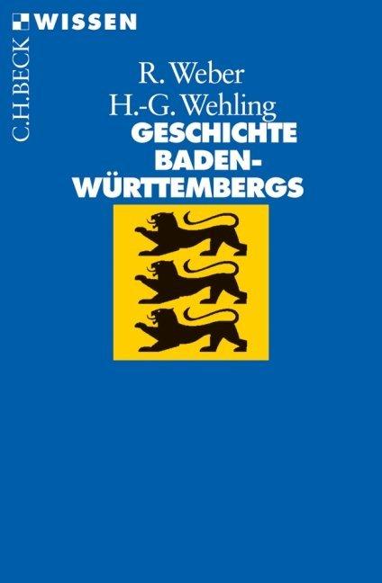 Geschichte Baden-Württembergs als Taschenbuch v...