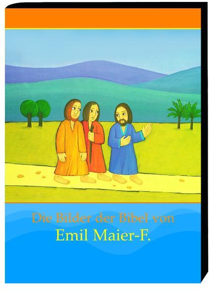 Die Bilder der Bibel von Emil Maier-F. CD-ROM f...