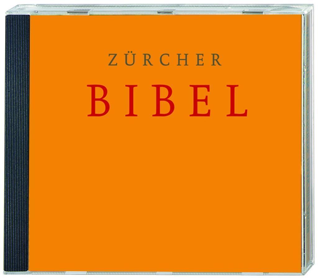 Zürcher Bibel / CD-ROM für Windows Vista/XP/200...