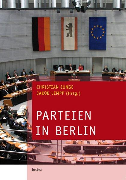 Parteien in Berlin als Buch von