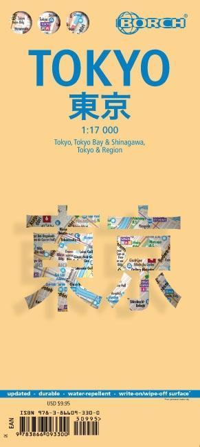 Tokyo 1 : 17 000 als Buch von