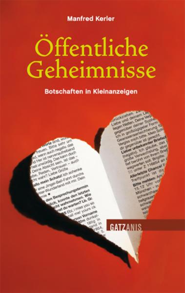 Öffentliche Geheimnisse als Buch von Manfred Ke...
