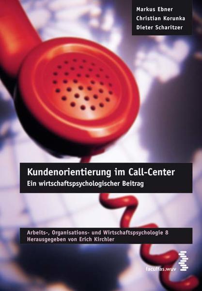 Kundenorientierung im Call-Center als Buch von ...