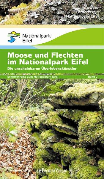Moose und Flechten im Nationalpark Eifel als Bu...