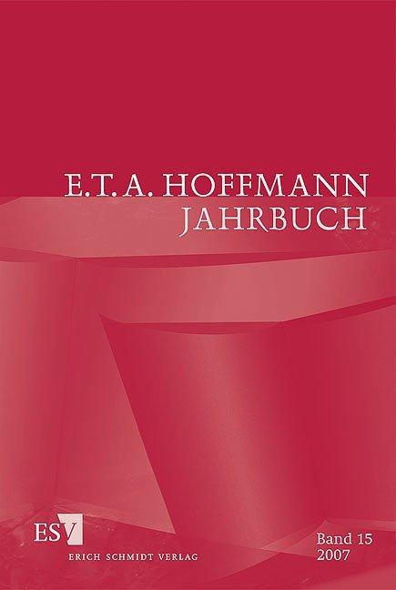 E. T. A. Hoffmann-Jahrbuch 2007 als Buch von Ba...