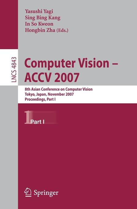 Computer Vision -- ACCV 2007 / 1 als Buch von