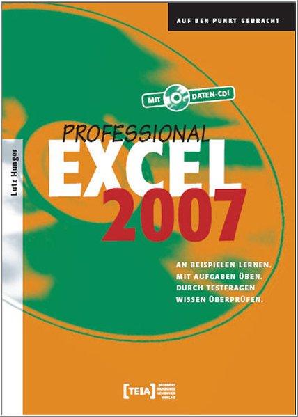 Excel 2007 Professional als Buch von