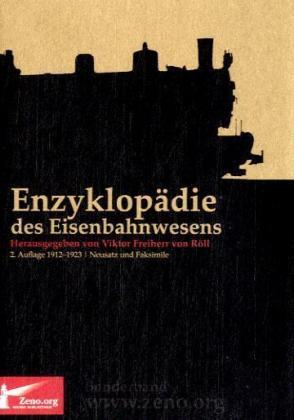Enzyklopädie des Eisenbahnwesens Vista/XP/2000/...