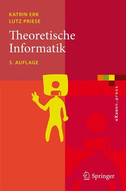 Theoretische Informatik als Buch von Katrin Erk...