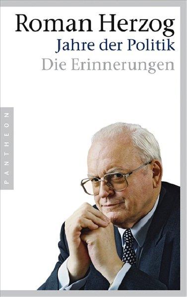 Jahre der Politik als Buch von Roman Herzog