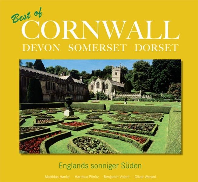 Best of Cornwall als Buch von Matthias Hanke, H...