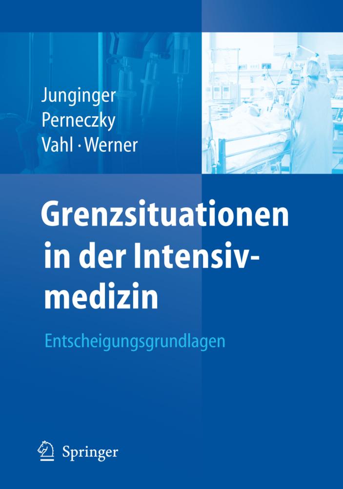 Grenzsituationen in der Intensivmedizin als Buc...