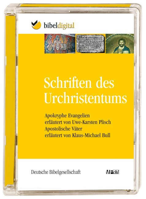 Schriften des Urchristentums. CD-ROM für Win 98