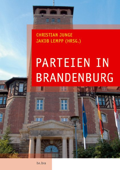 Die Parteien in Brandenburg als Buch von