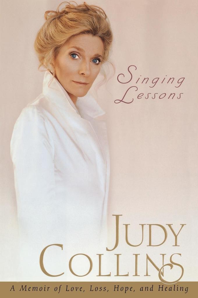 Singing Lessons als Taschenbuch von Judy Collins