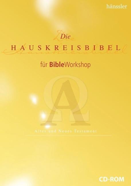 Die Hauskreisbibel für BibleWorkshop