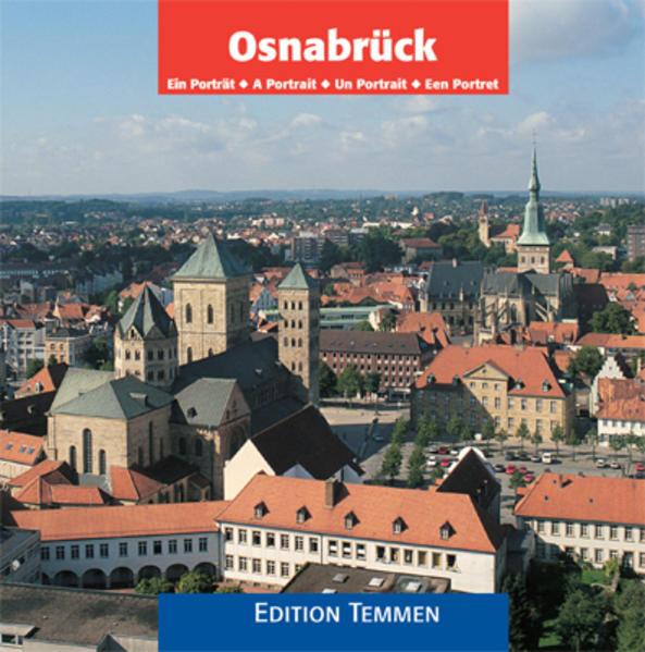 Osnabrück als Buch von Linda Sundmaeker, Oliver...