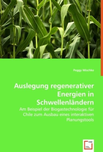 Auslegung regenerativer Energien in Schwellenlä...