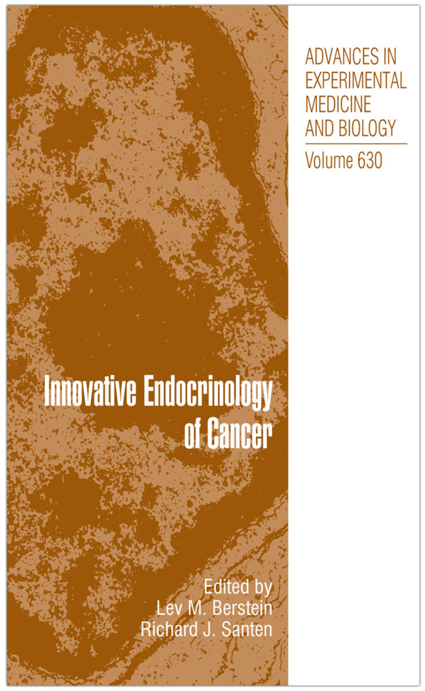 Innovative Endocrinology of Cancer als Buch von
