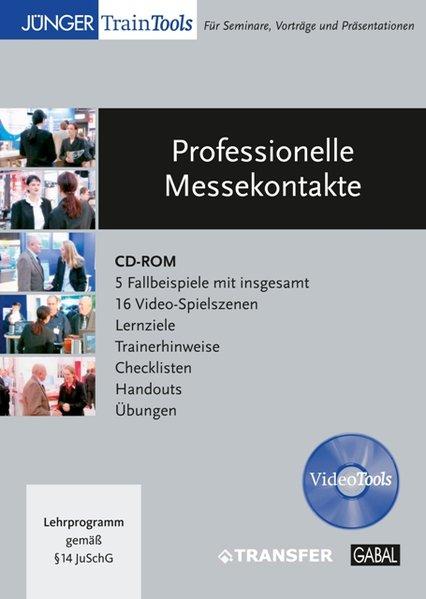 Professionelle Messekontakte